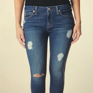 7 For All Mankind B(Air) Skinny Jeans